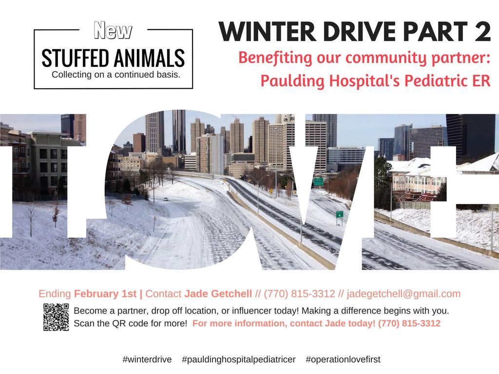 Copy of Pediatric ER Winter Drive