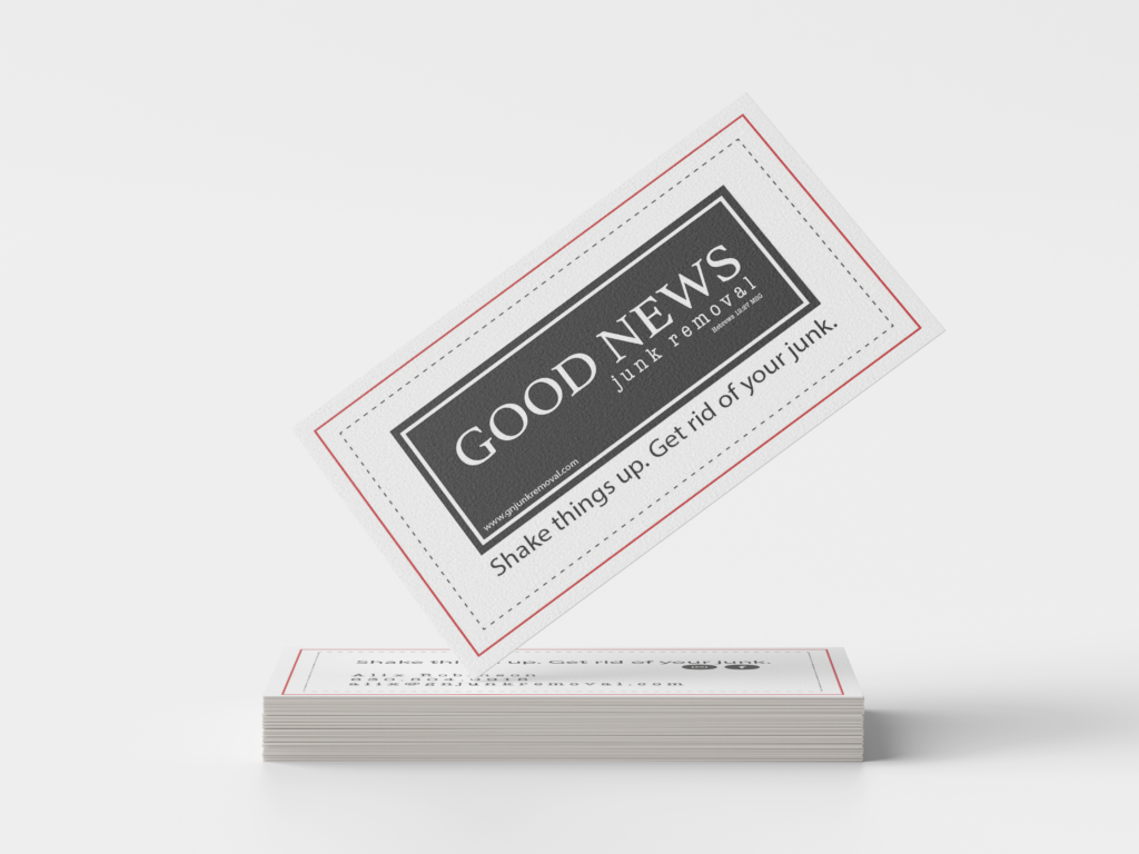 business card mockup gnjunkremoval